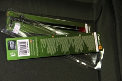 Wind Blade Prologic zapakowany jest standardowo, żadnych fajerwerków tu raczej nie uświadczymy