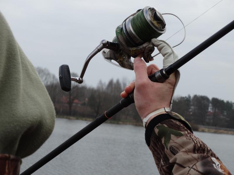 Bardzo ważnym atrybutem bezpiecznego łowienia z rzutu jest ochraniacz na palec