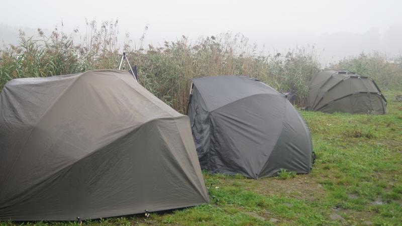 Porządny namiot to teraz podstawa