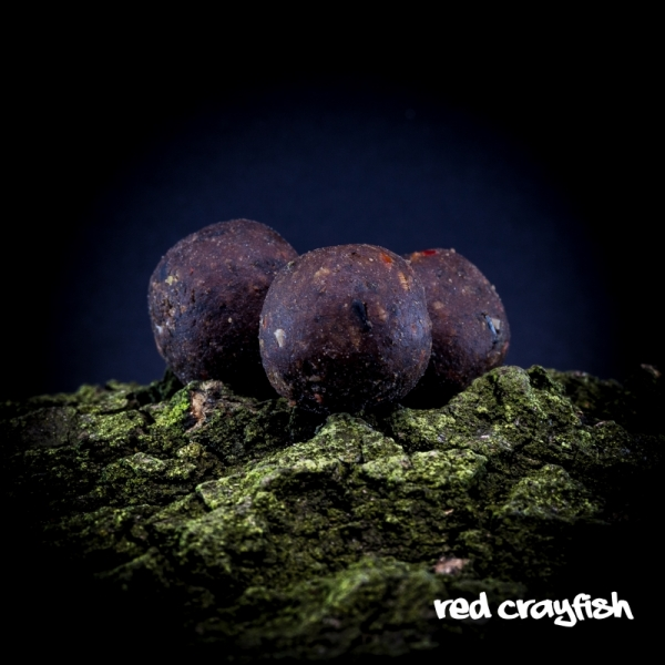 Massive Baits Limited Edition Red Crayfish