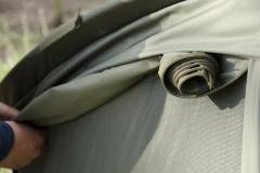 W Cabrio 2 Man Bivvie użyto materiałów najwyższej klasy