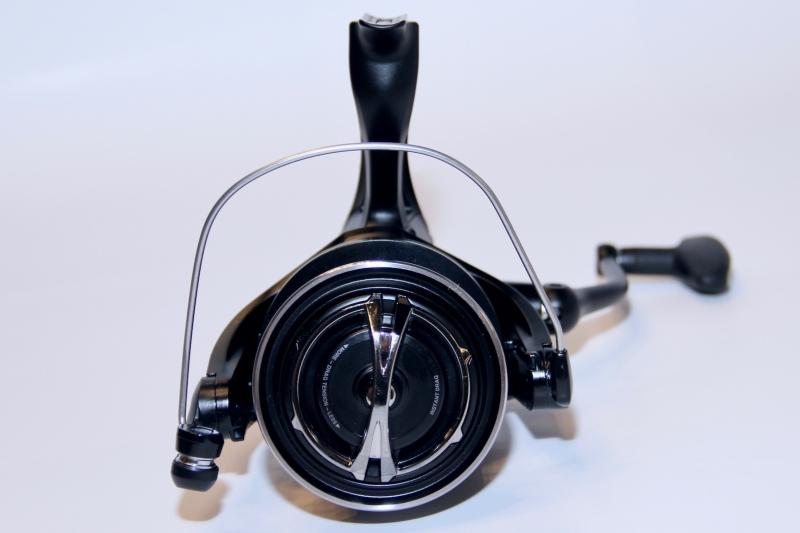 Hamulec kołowrotka działa perfekcyjnie
